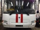 Нанесение схем и гербов для автобусов РОСГВАРДИИ