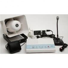Переговорная громкоговорящая установка ПГУ-50-1 - фото 4641