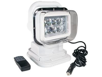 Фароискатель светодиодный Белого цвета - фото 5208