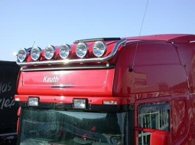 Фароноситель на кабину 4 Serie для Scania - фото 5315