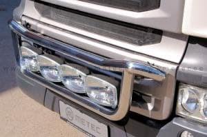 Фароноситель Передний Tailor C, 4X Креплений Фар, Kaabel, Scania R Serie 09-16 - фото 5324
