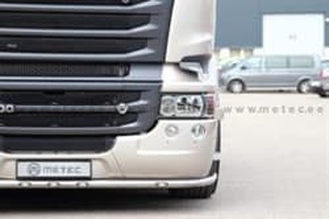 Защита Передняя, Low Skirt 2014-, Led, Scania R Serie 09-16 - фото 5325