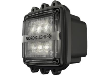 Светодиодная фара NORDIC KL1304 F0° - фото 5443