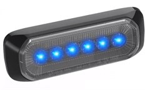 Строб сигналы для спецтехники Halo Blitz 6