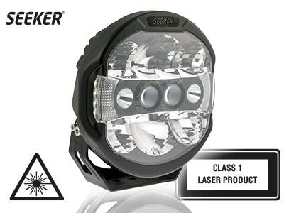 Светодиодная фара SEEKER QUANTUM LEDZER - фото 16766