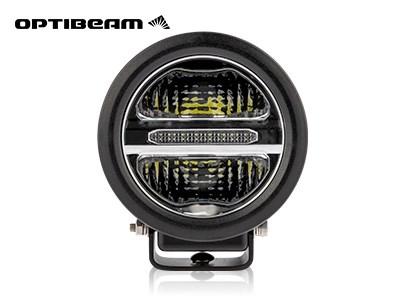 Фара светодиодная OPTIBEAM SAVAGE 5 Д127MM - фото 16798