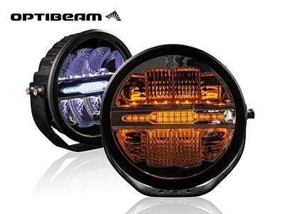 Фара светодиодная OPTIBEAM SAVAGE 9 Д229MM - фото 16802