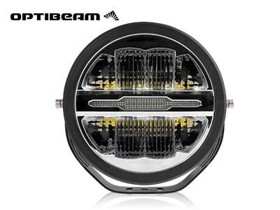 Фара светодиодная OPTIBEAM SAVAGE 9 Д229MM - фото 16803
