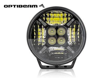 Фара светодиодная OPTIBEAM OPERATOR 7 Д180MM - фото 16810