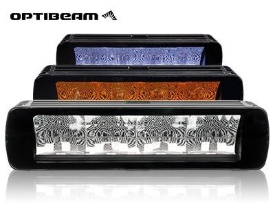Фара светодиодная OPTIBEAM SAVAGE 12 307ММ - фото 16825