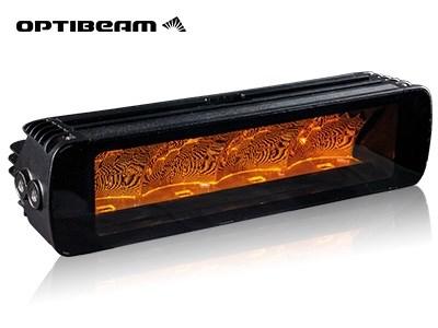 Фара светодиодная OPTIBEAM SAVAGE 12 307ММ - фото 16826