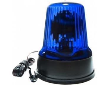 Галогеновый маяк С12 - 24 синий