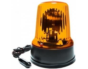 Галогеновый маяк С12 - 24 оранжевый