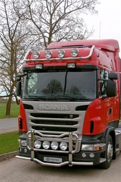 Дуги передние Scania R Serie - фото 5322