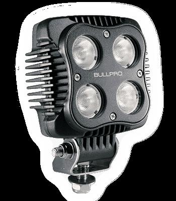 Светодиодная фара BULLPRO 40ВТ (4X10ВТ) OSRAM - фото 5909