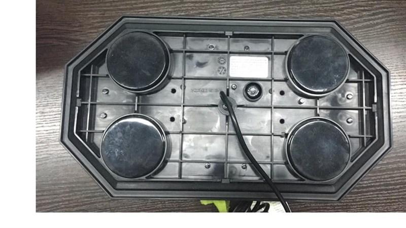 Световая панель ELE-Led 400Мм Желтый - фото 6092