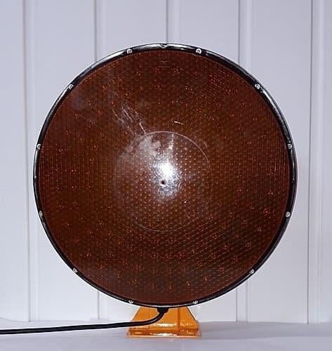 Предупреждающая лампа СПЛ-300 - фото 6624