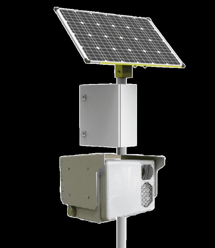 Имитатор радара КРИС односторонний, автономный - фото 6642