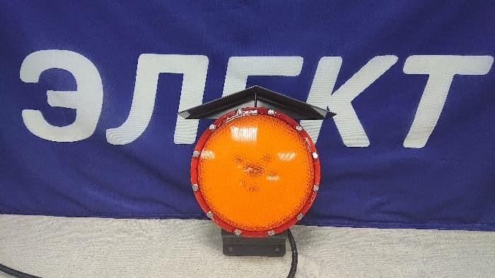 Предупреждающая лампа СПЛ-300 - фото 6654