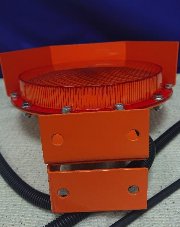 Предупреждающая лампа СПЛ-300 - фото 6657