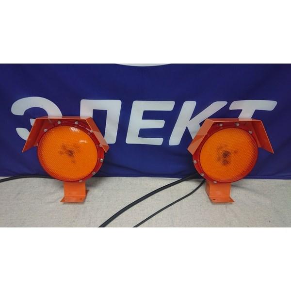 Фара сигнальная Стробоскоп-200-2(Д) - фото 6669