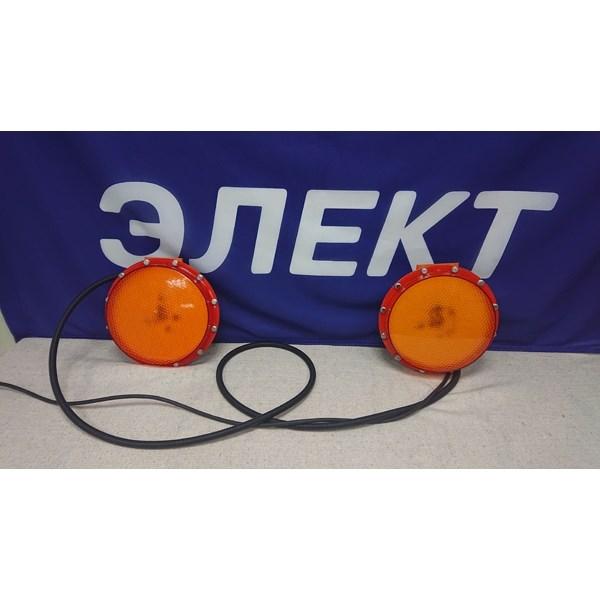 Фара сигнальная Стробоскоп-200-2(С) - фото 6673