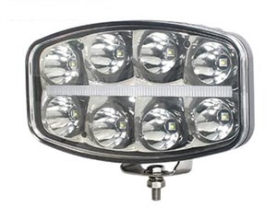 Фара светодиодная X-VISION 64ВТ QUADRATOR LED - фото 8026