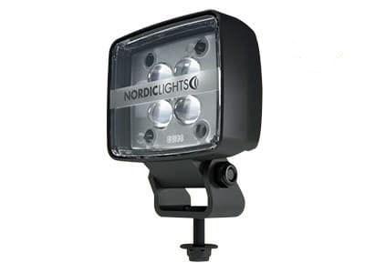 Светодиодная фара NORDIC N2201 LED BLUE - фото 8170