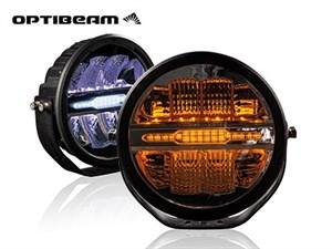 Фара светодиодная OPTIBEAM SAVAGE 9 Д229MM