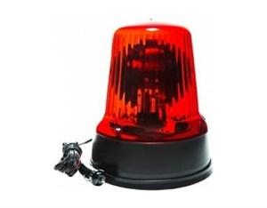 Галогеновый маяк С12 - 24 красный