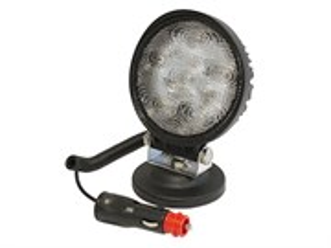 Переносная LED Фара ELE-536 магнит