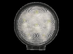 Светодиодная фара BULLBOY 115х115х35 мм.18ВТ (6X3ВТ)