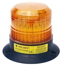 Проблесковый маяк DELTA DESIGN 12-100В (ксенон, крепление на винтах)