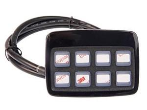 Блок управления для проблесковой панели