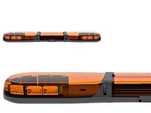 Проблесковая панель ECCO Led 12-24В 1000 мм (желтая)