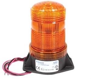 Проблесковый маяк Ecco-ELE-Mini 12-80В Крепеж Винт
