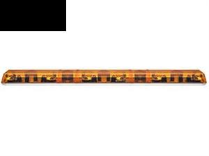 Проблесковая панель LED 24В 1829 мм (оранжевая/6 ламп)